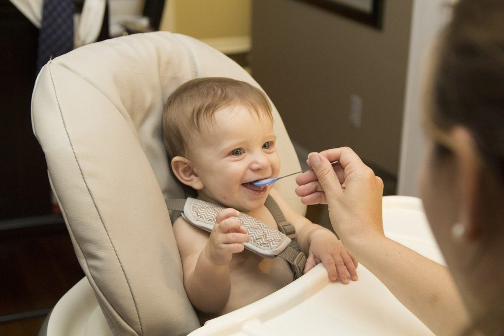 Baby Weaning Introduction To Solid Food