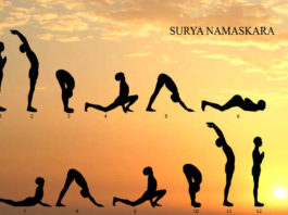 Benefits Of Doing Surya Namaskar