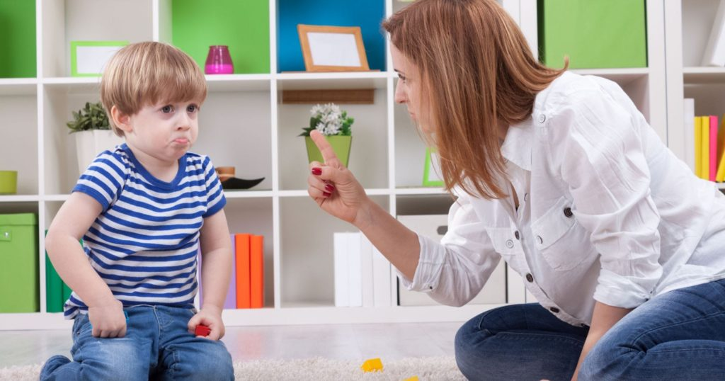 Using Natural and Logical Consequences To Improve Child's Behavior