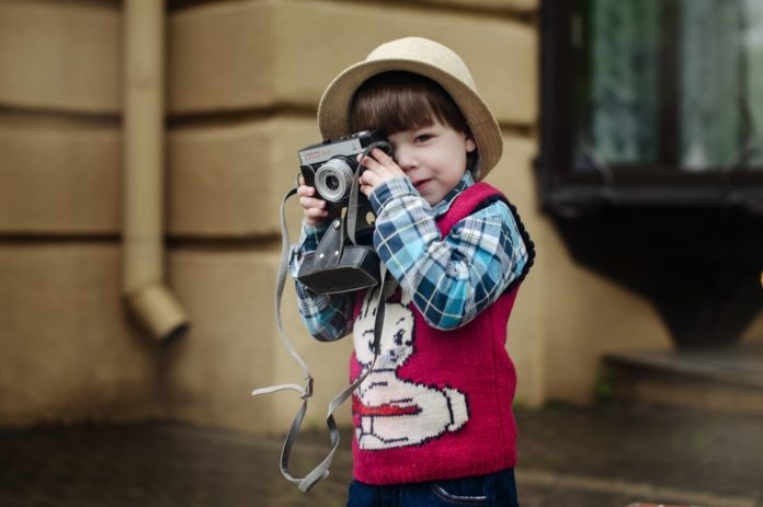 Tips To Teach Your Child Photography