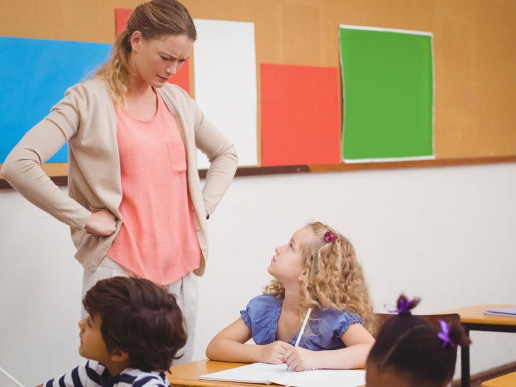 Tips For Handling Negative Behavior In Kids