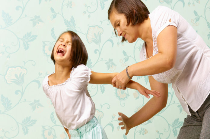 Adverse Effects Of Beating A Child