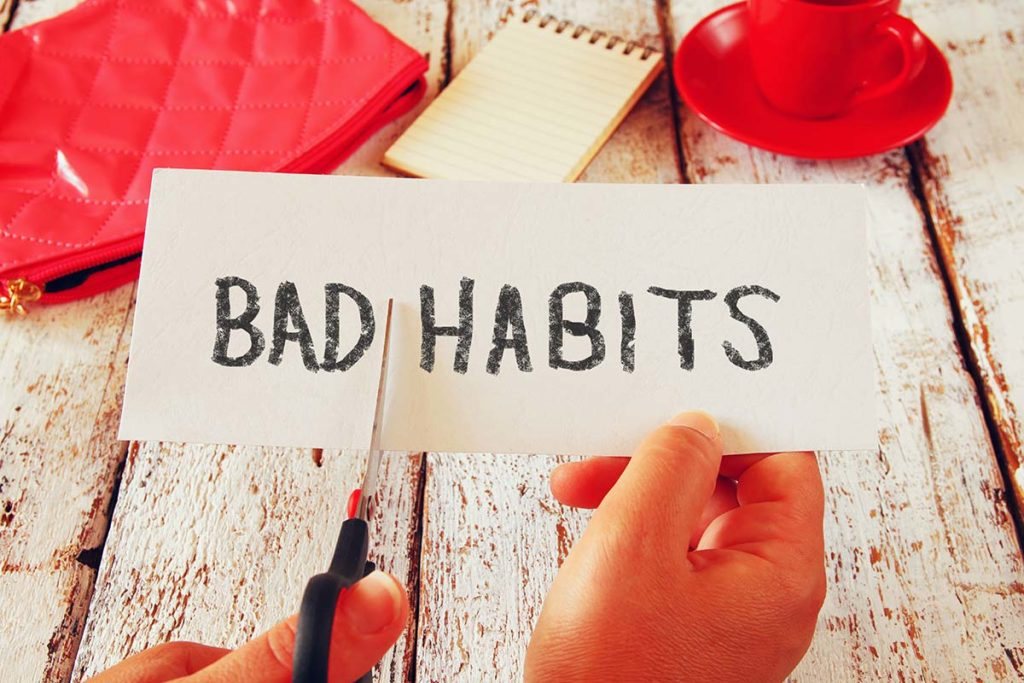 How To Break Bad Habits And Change Your Life