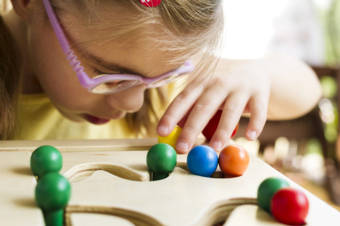 Color Blindness In Toddlers