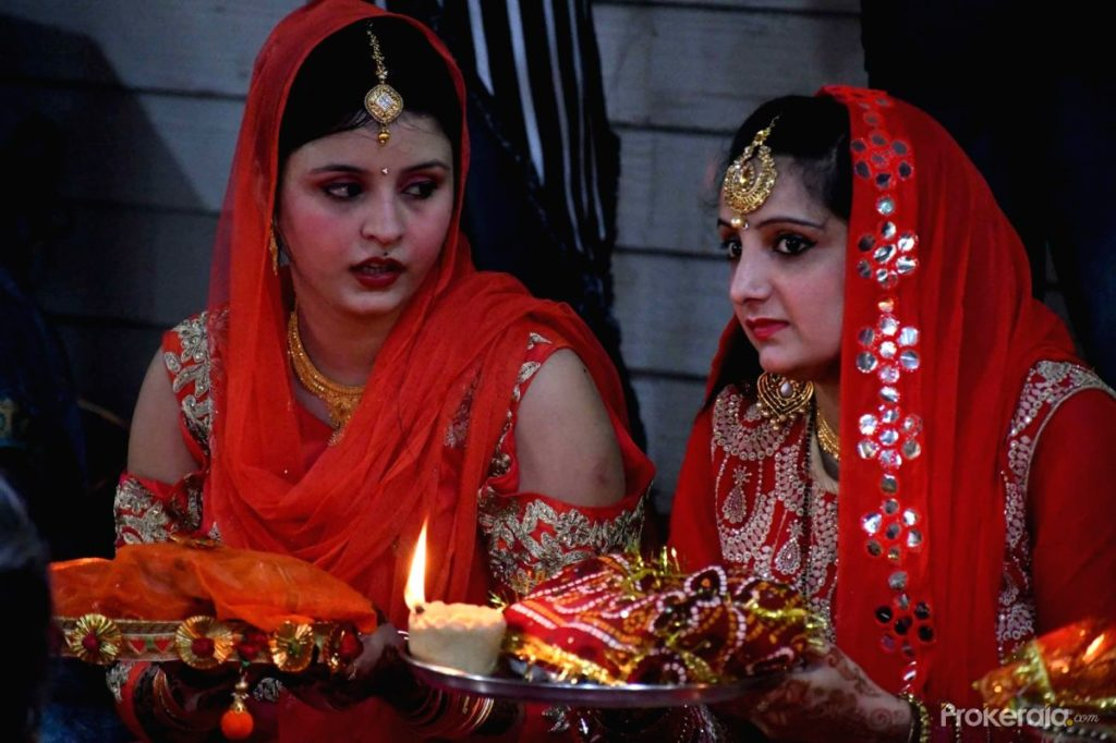 Rituals Of Karva Chauth That All Indian Woman Should Know
