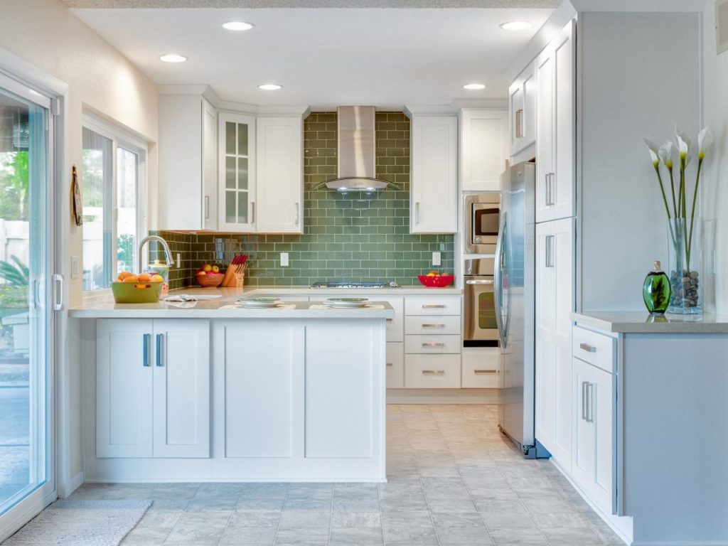 Creative Ideas to Design a Small Kitchen