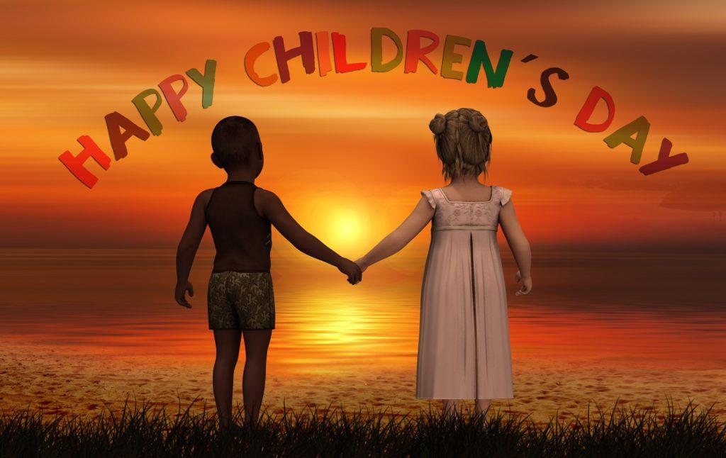 Celebrates Children's Day
