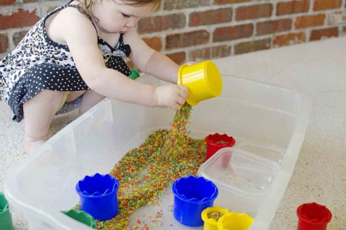 Importance Of Sensory Bins For Children
