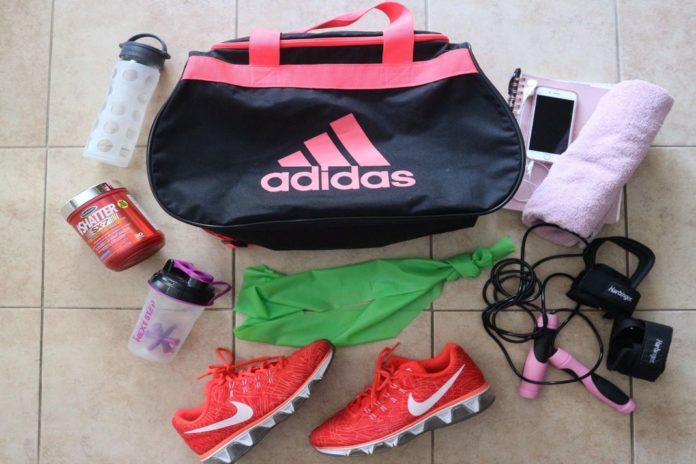 Gym Bag Essentials Every Fitness Freak Needs