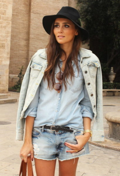 Ways To Wear A Denim Jacket With Any Outfit