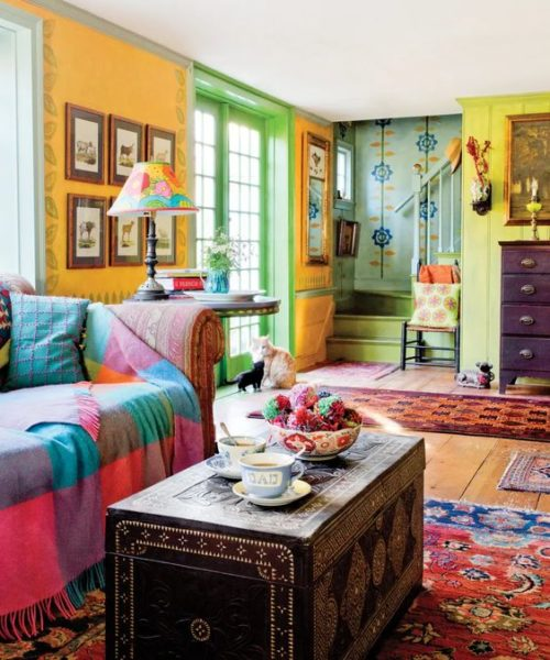 Bohemian Room Decor Ideas You Can Try Out