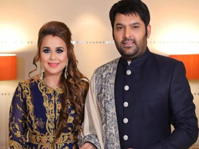Kapil Sharma, Ginni Chatrath blessed with a baby boy