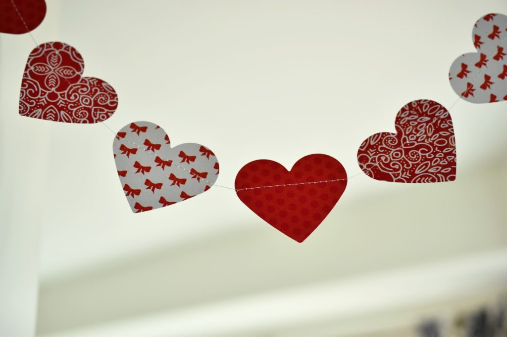 Valentine's Day Home Decoration Ideas